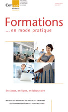 Brochure Formations Contech - Printemps 2016