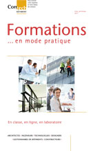 Brochure Formations Contech - Hiver-Printemps 2017