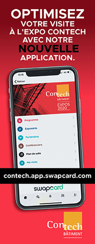 Application Swapcard Contech
