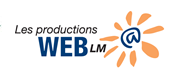Logo Productions Web LM